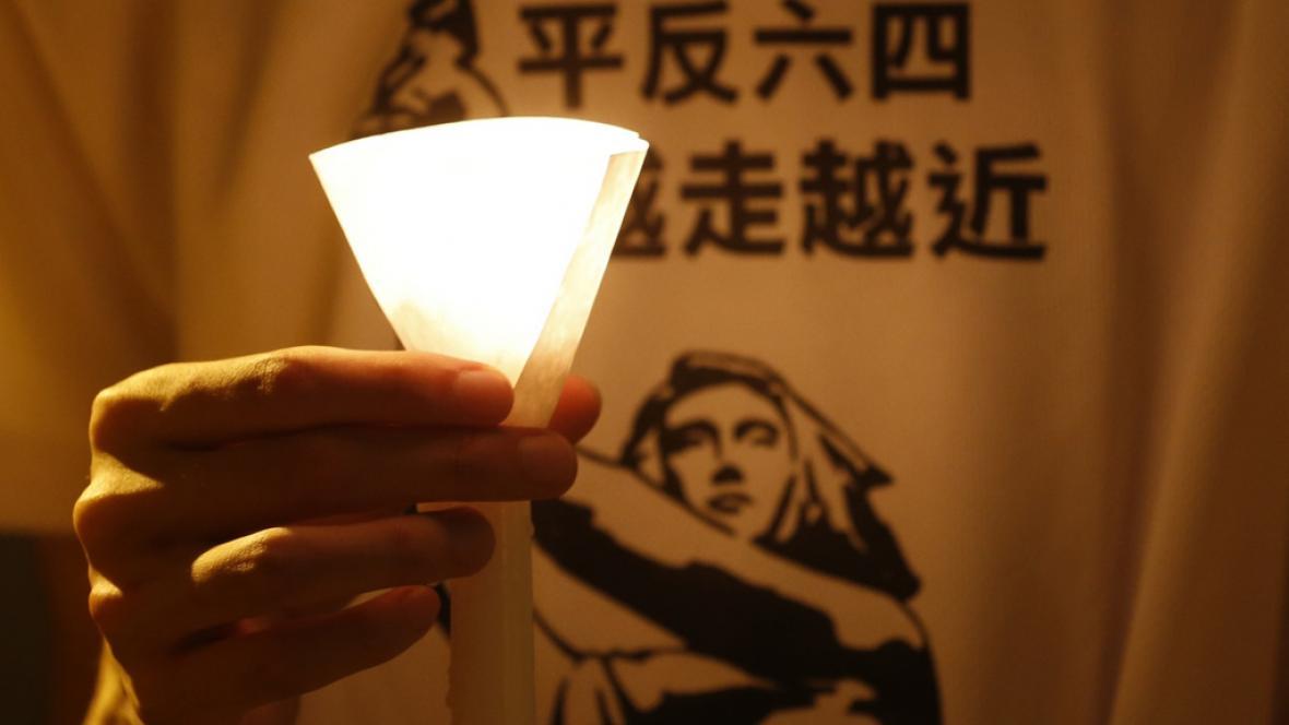 Blíží se výročí krvavého zásahu na Tchien-an-men