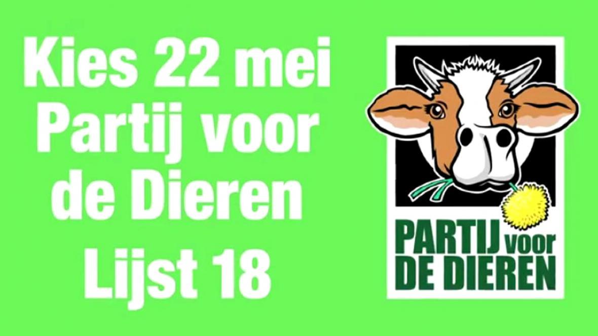 Nizozemská strana pro ochranu zvířat