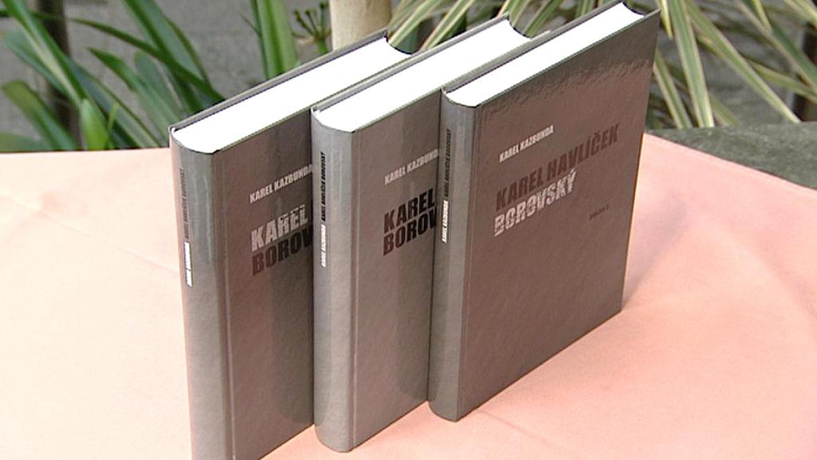 Monografie K. H. Borovského
