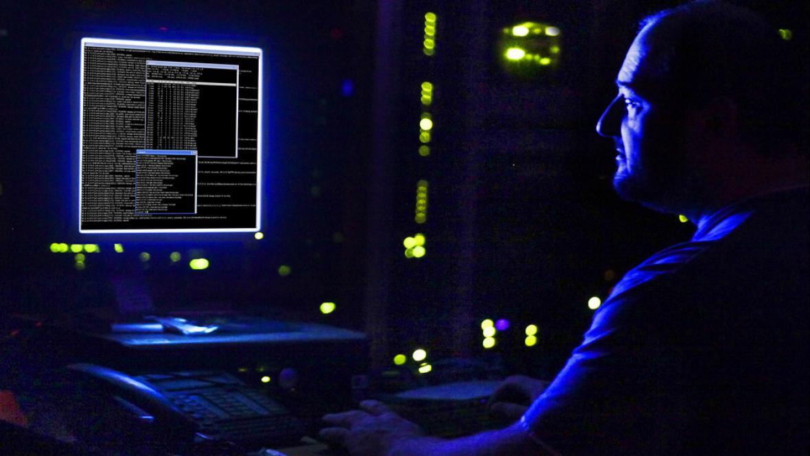 Ilustrační foto - hacker