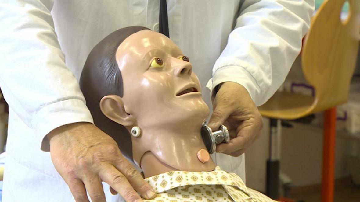 Projekt virtuální nemocnice