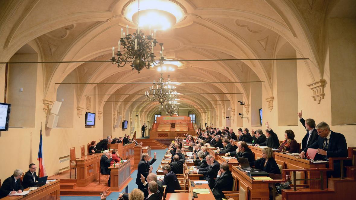 Schůze Senátu