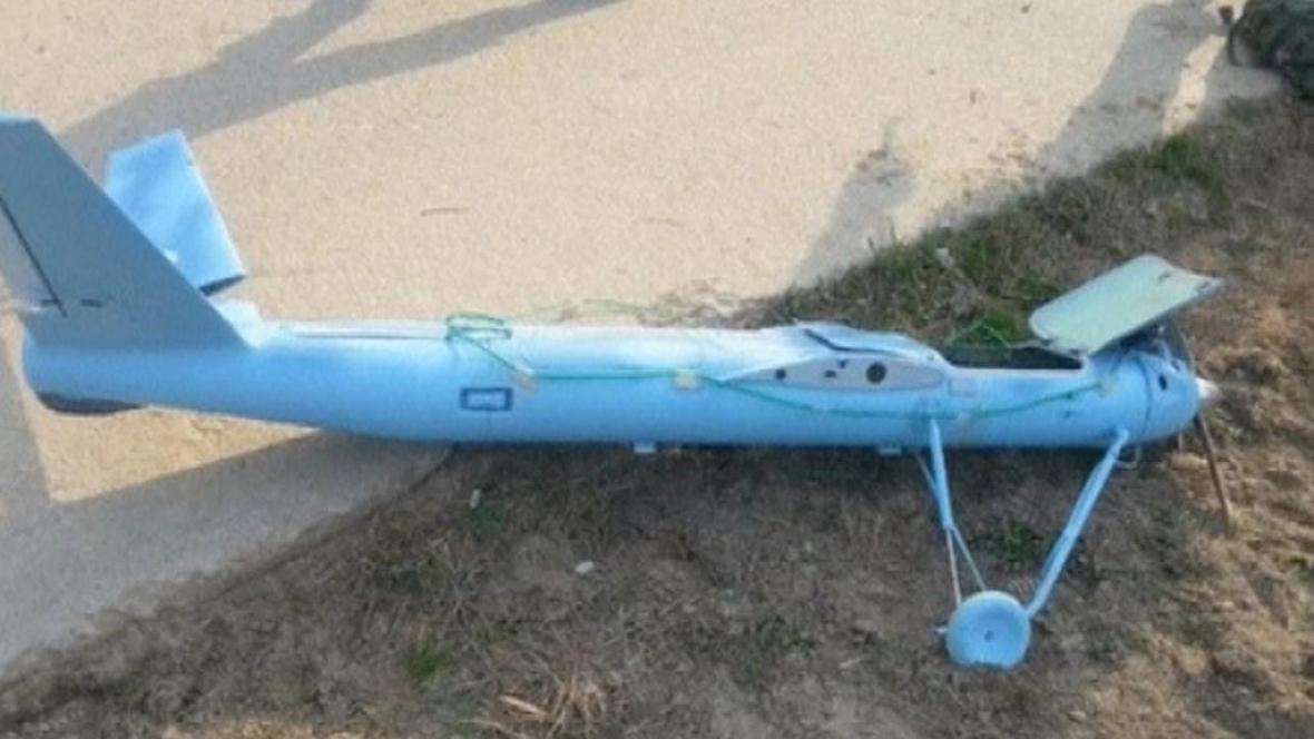 V Jižní Koreji se zřítila bezpilotní letadélka z KLDR