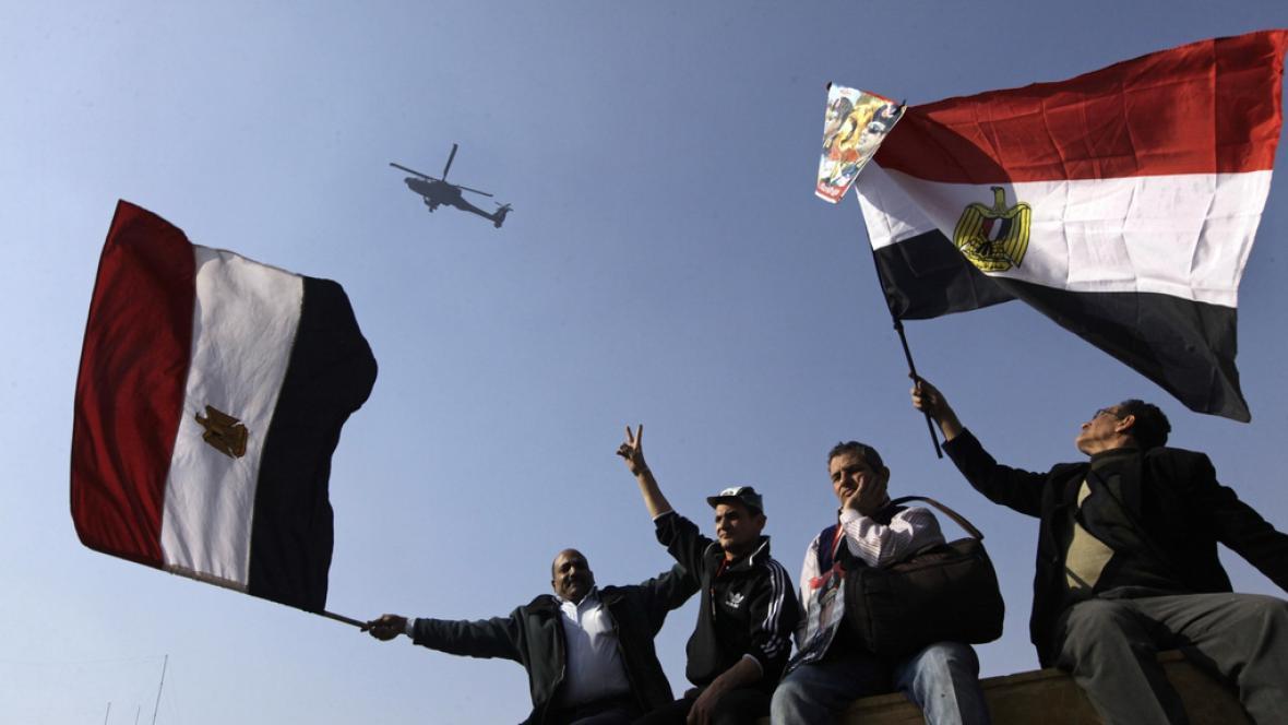 Egypt slaví výročí Arabského jara