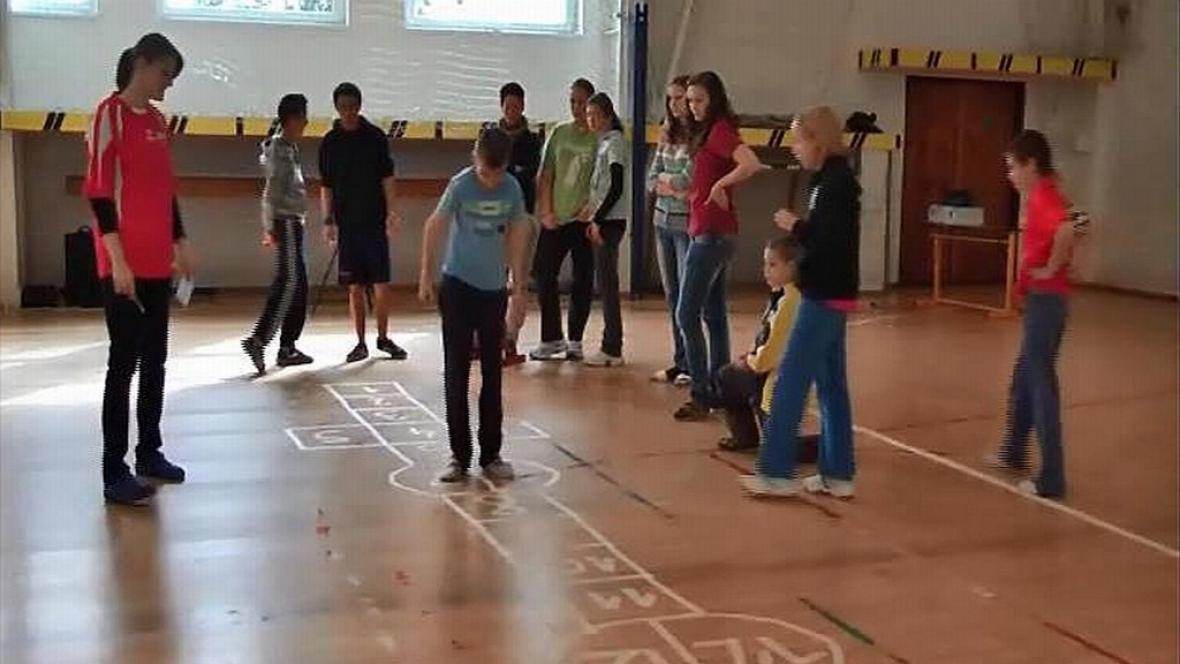 Olympiáda na příbramském gymnáziu