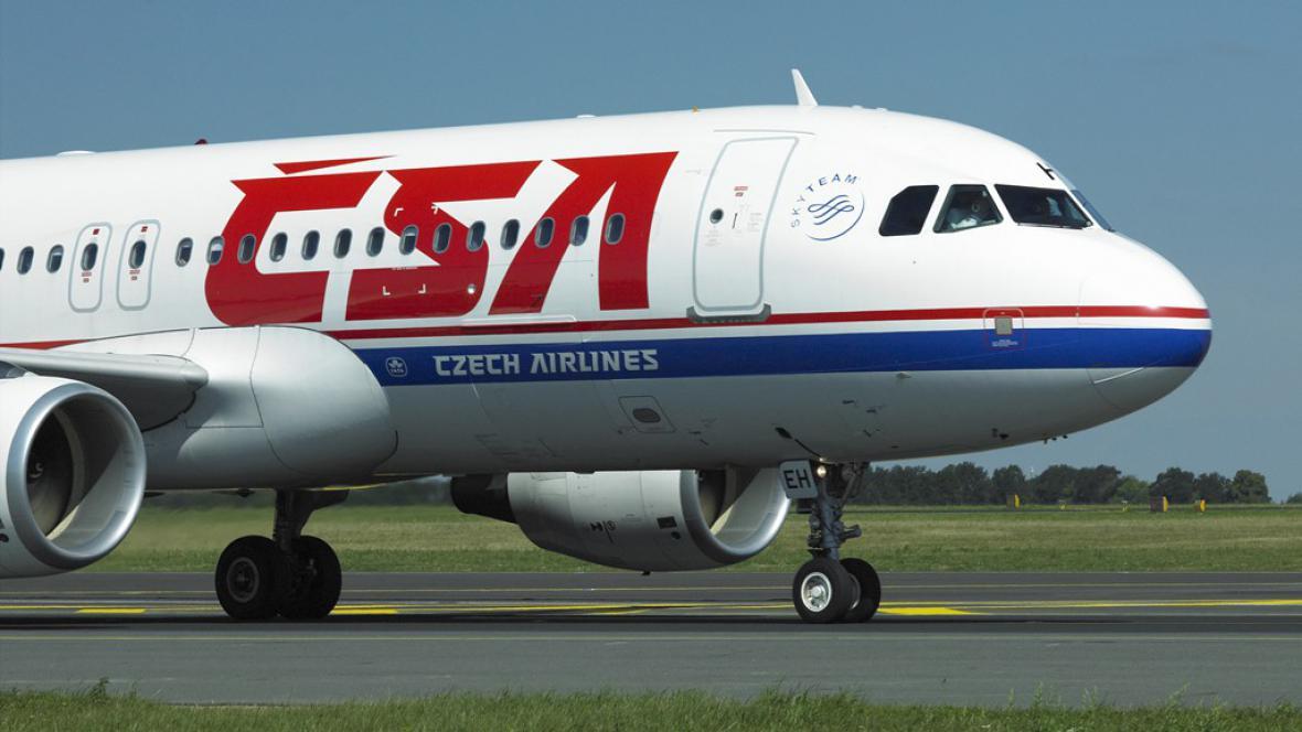 Vláda rozhodne o vkladu ČSA do aeroholdingu