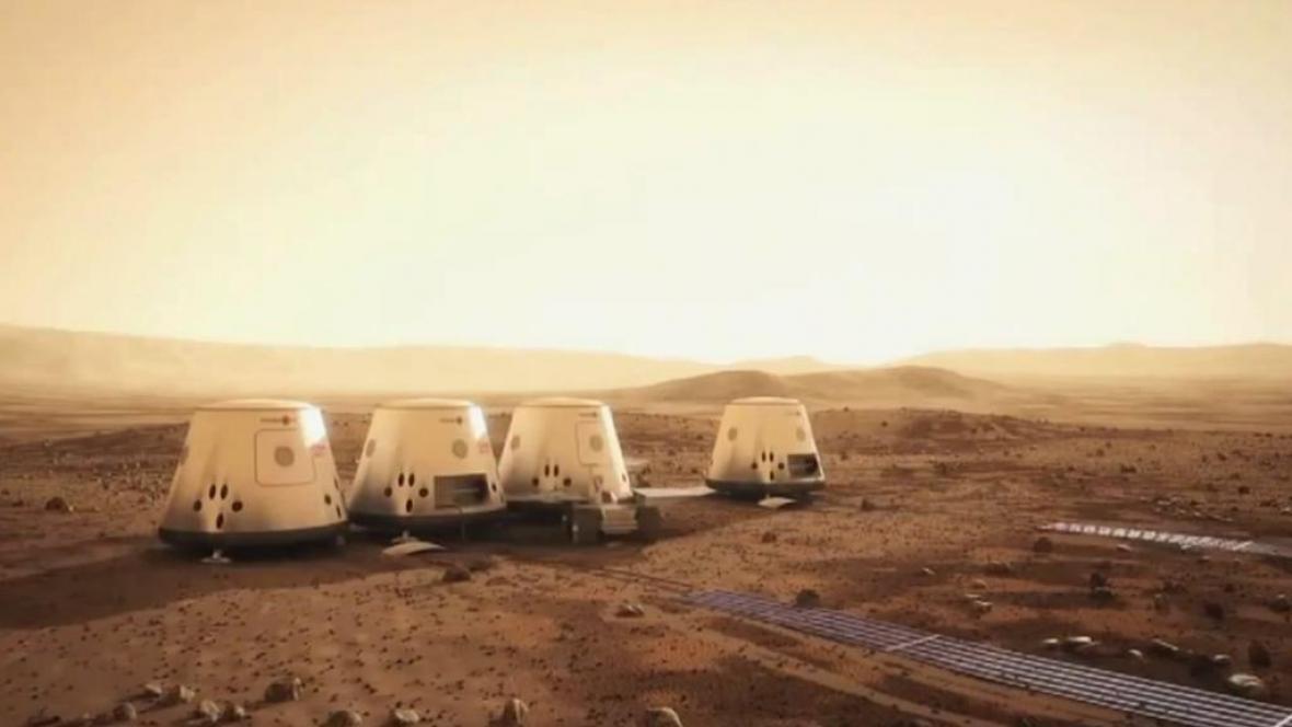 Projekt Mars One
