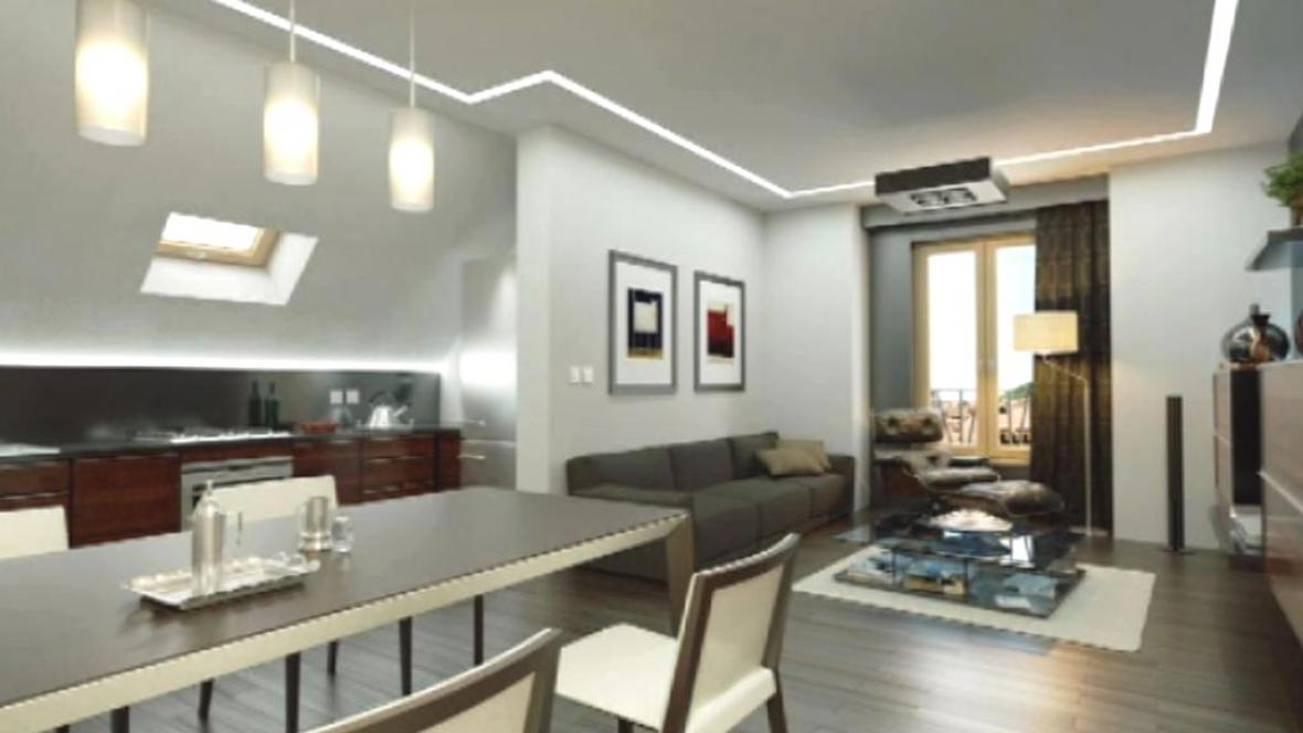 Luxusní byt