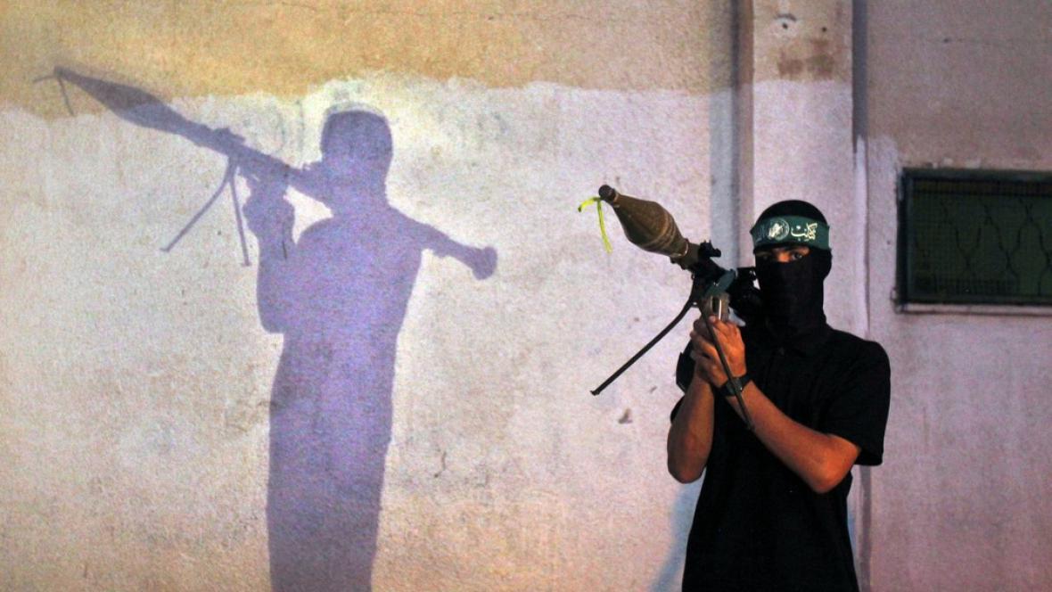 Přívrženec Hamasu