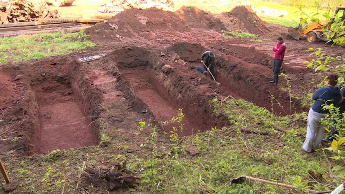 Hledání ostatků