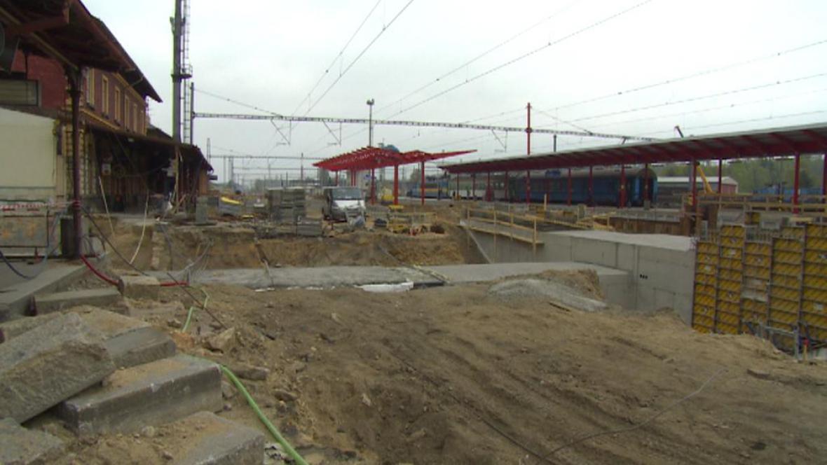 Rekonstrukce nádraží