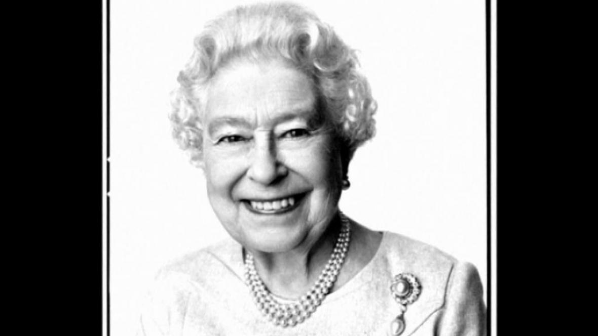 Nový portrét královny Alžběty II.