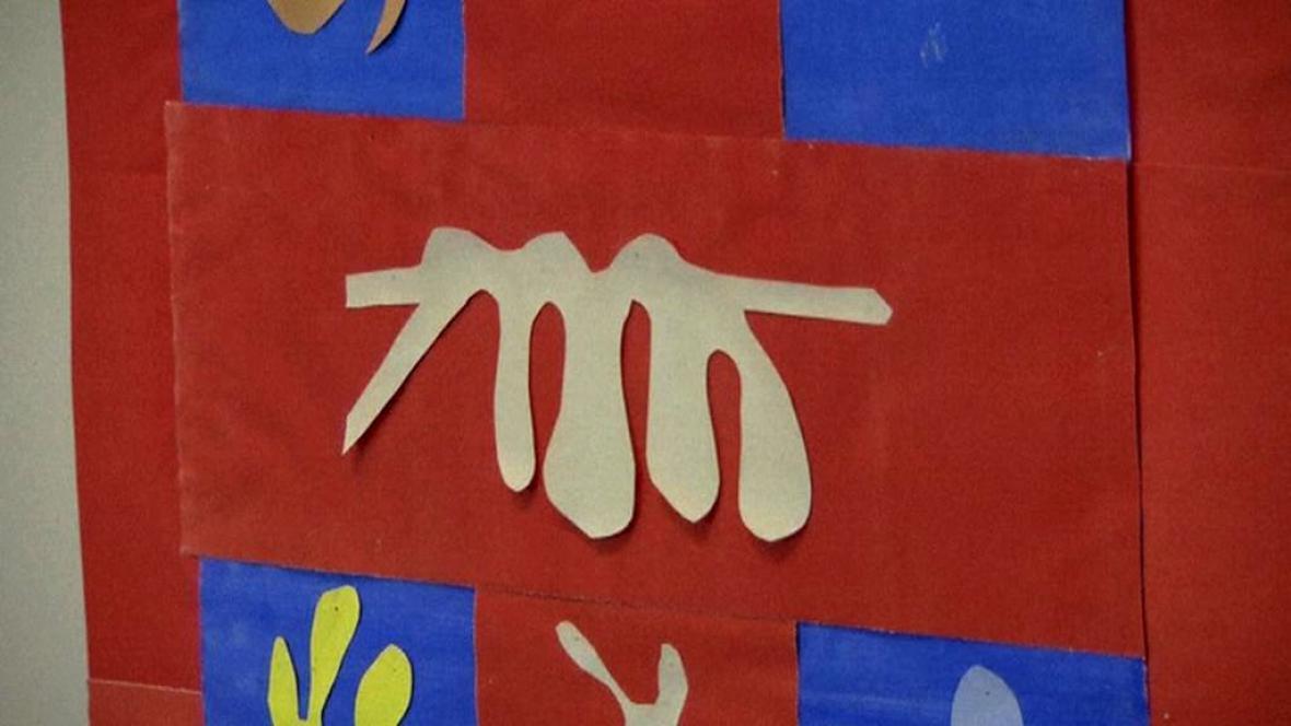 Koláže Henriho Matisse