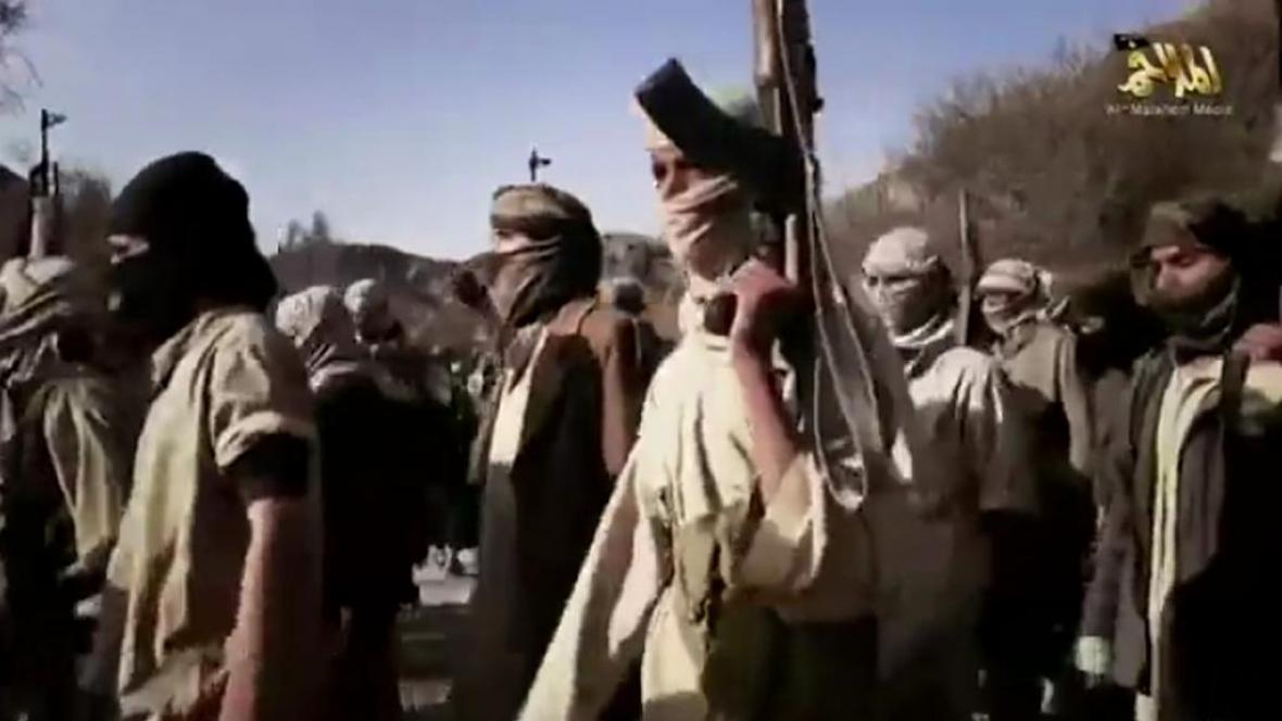 Setkání teroristů v Jemenu