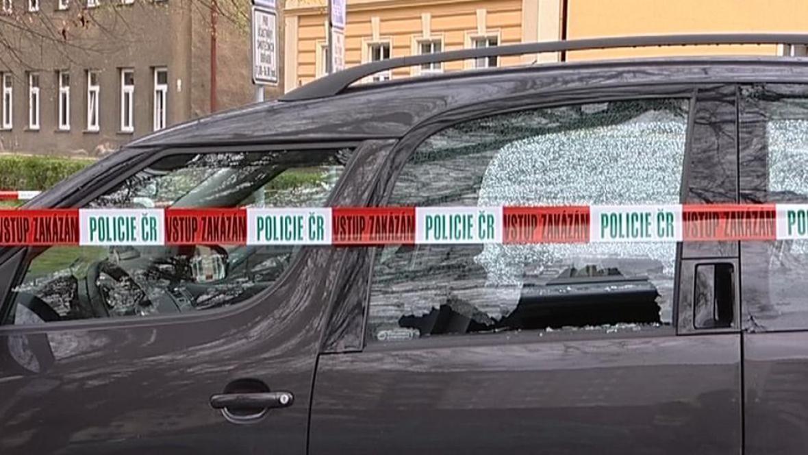 Střelba v Krnově