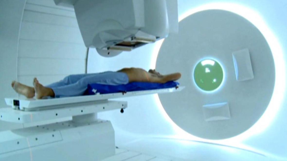 Léčba protonovou terapií