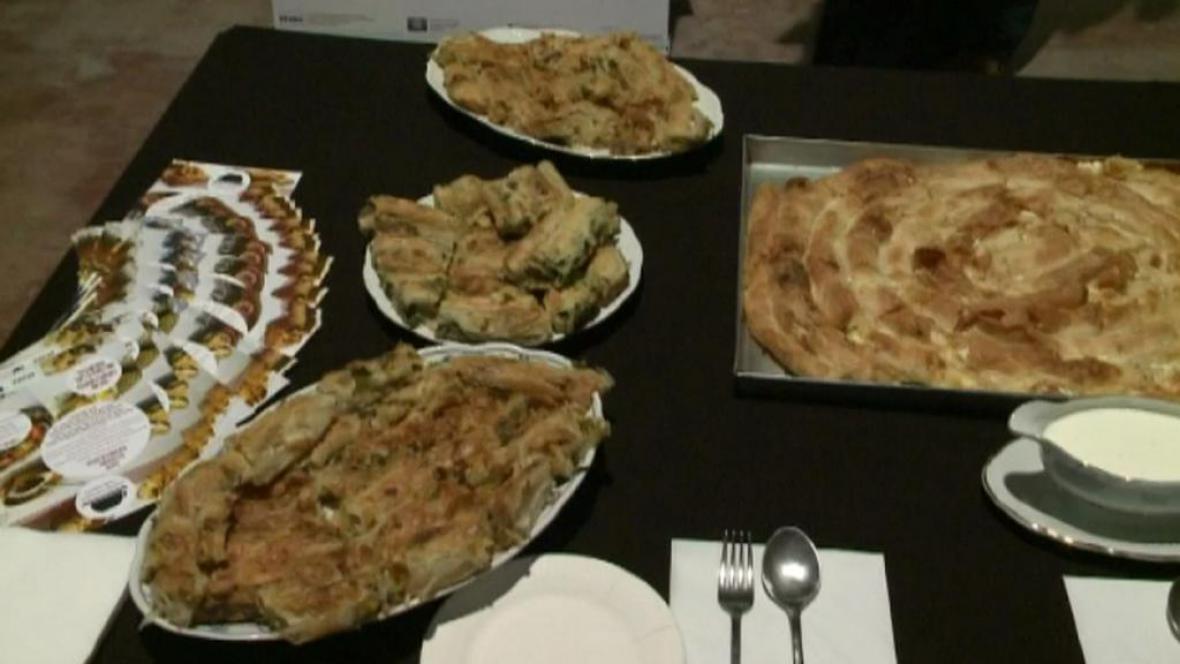Romská restaurace v Mariboru