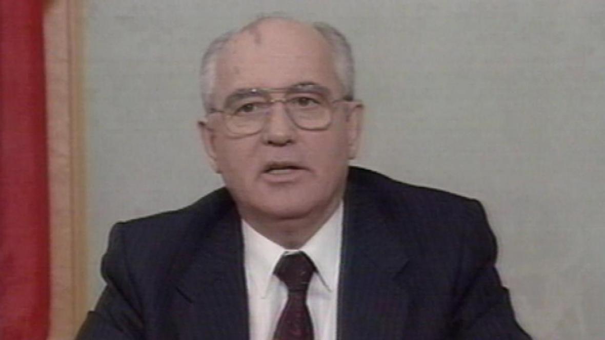 Michail Gorbačov