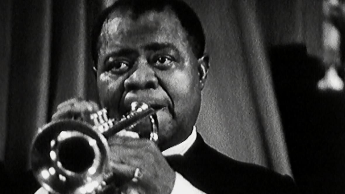 V Československu vystoupil i Louis Armstrong