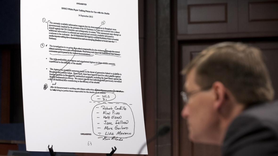 Odtajněné body zprávy Senátu o metodách CIA
