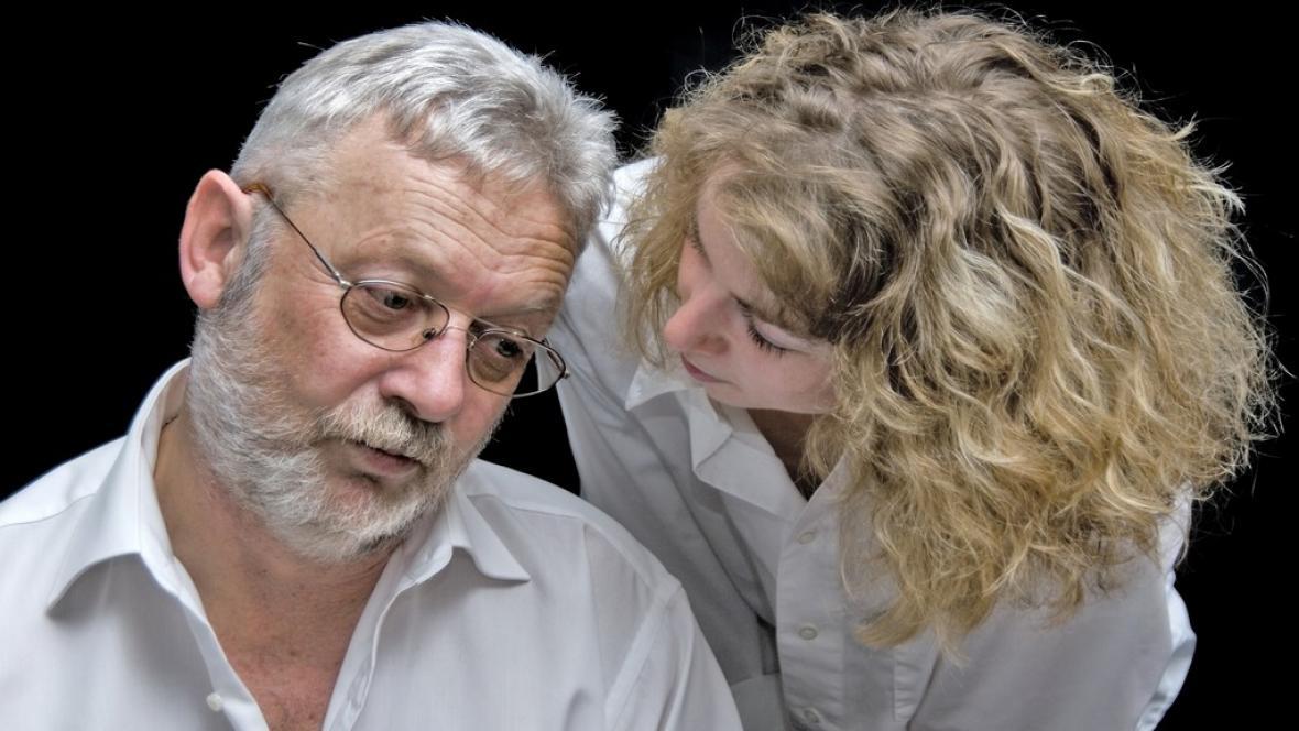 Pacient s Alzheimerovou chorobou