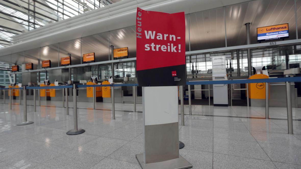 Stávka Lufthansy
