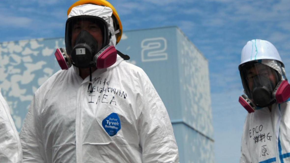 Japonská elektrárna Fukušima