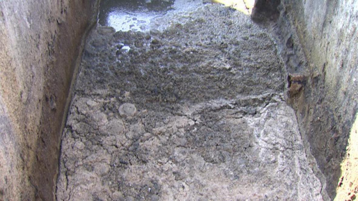 Tuky znečištěná odpadní voda