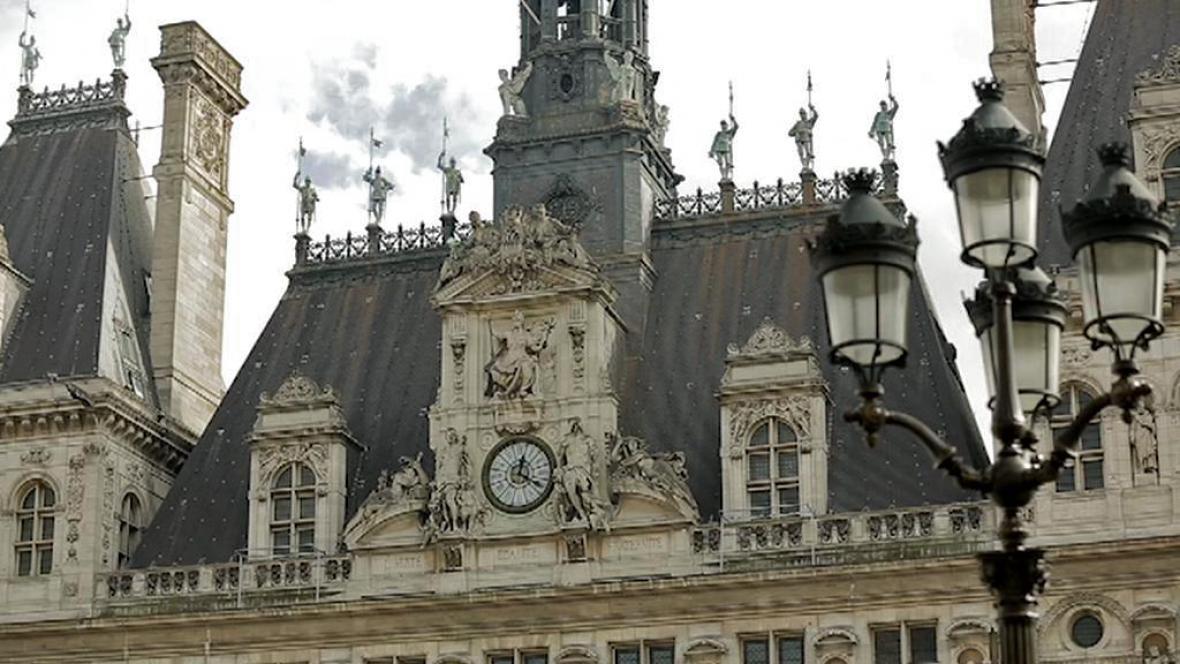 Pařížská radnice