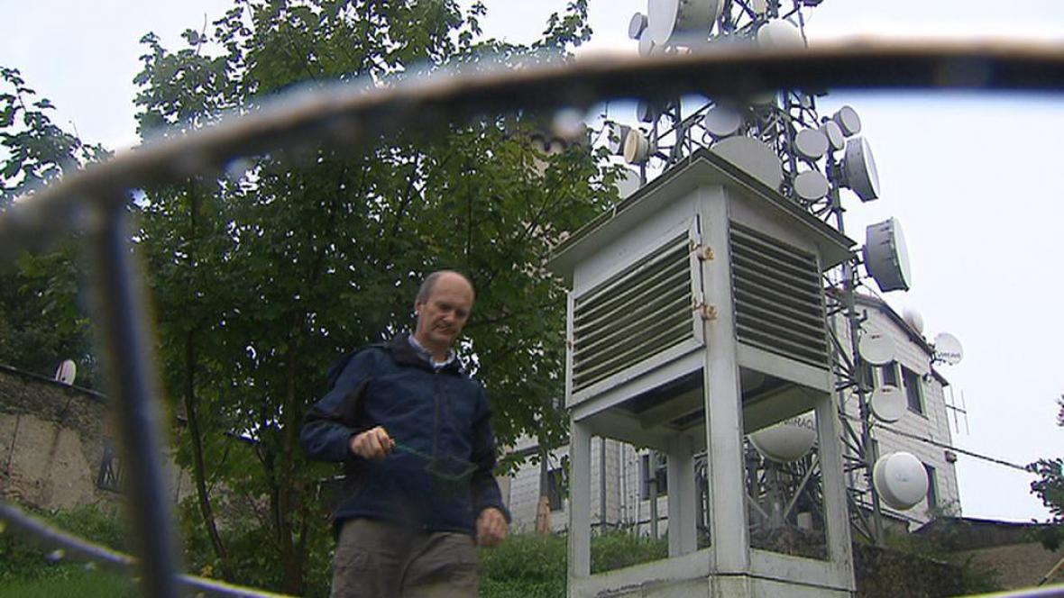 Meteorologická observatoř na Milešovce
