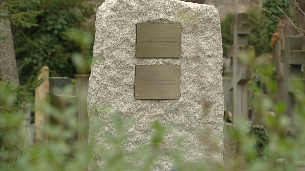 Pomník sovětským okupantům z roku 1968