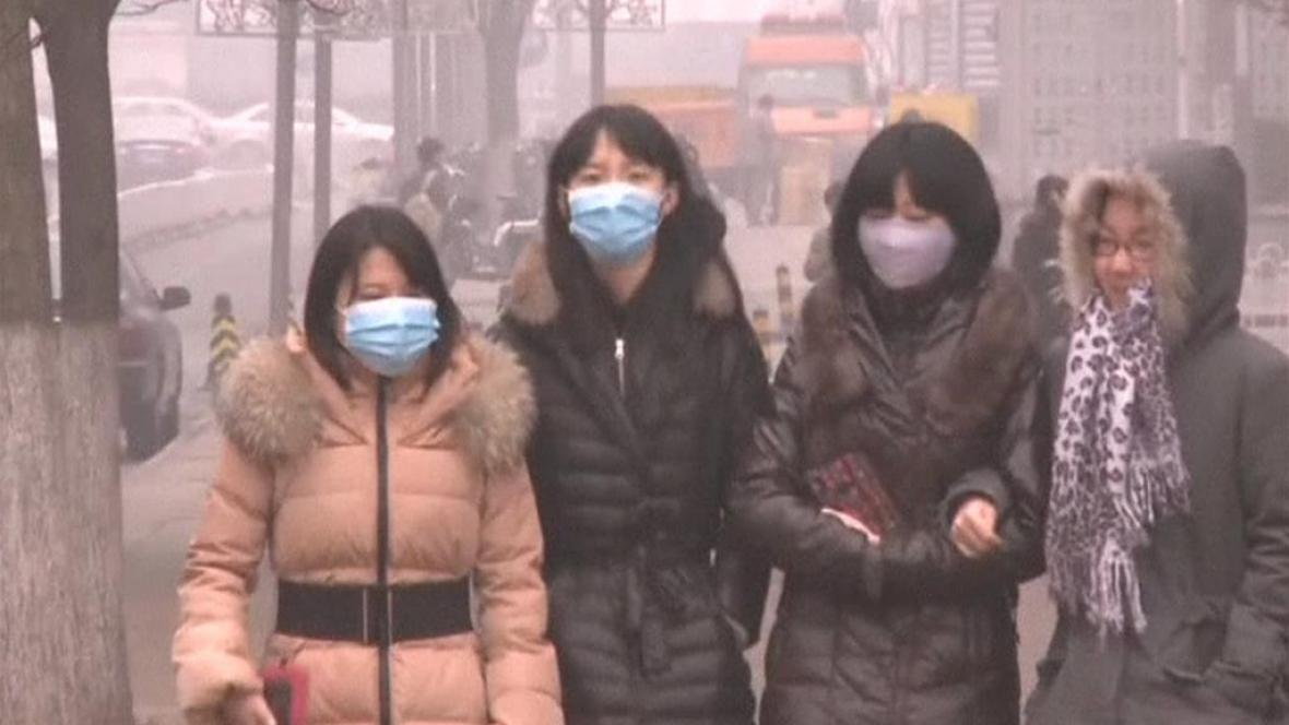 Kvalita vzduchu v Pekingu je čím dál horší