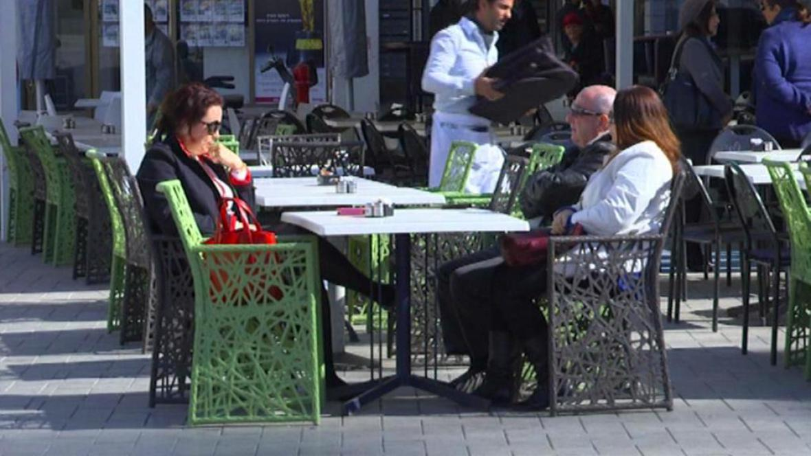 Izraelské Netanyi se přezdívá Francouzská riviéra