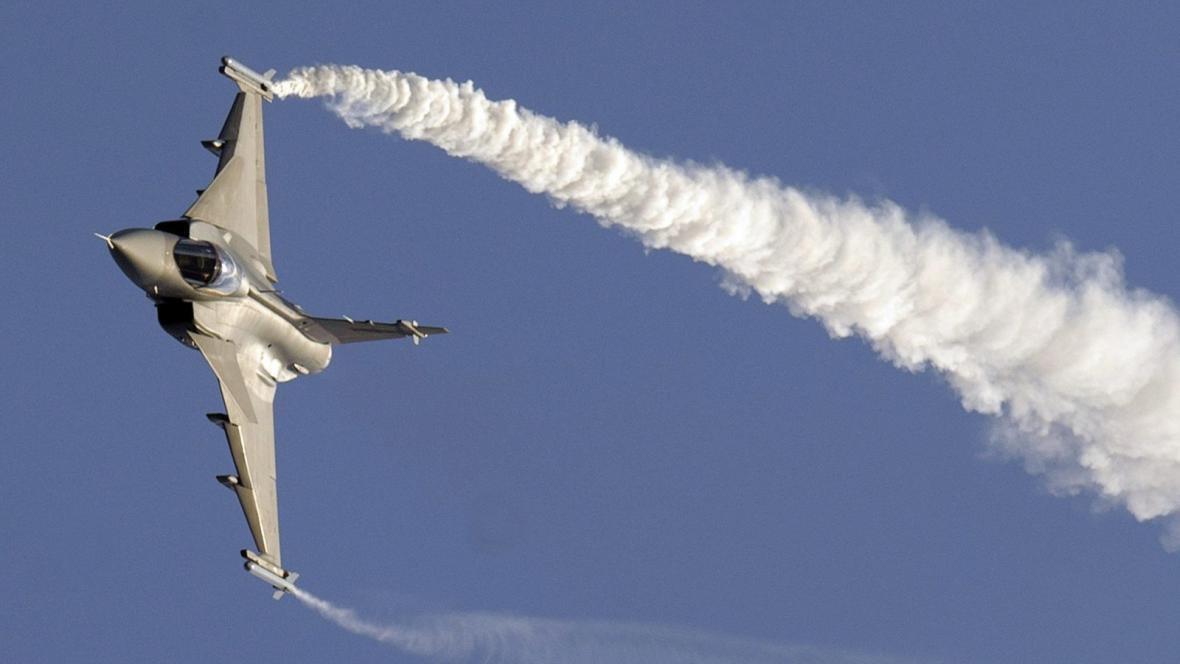 Nadzvuková stíhačka Gripen