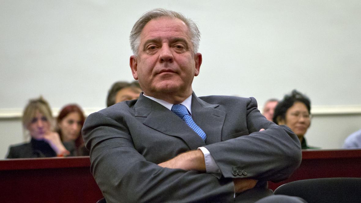 Ivo Sanader u soudu