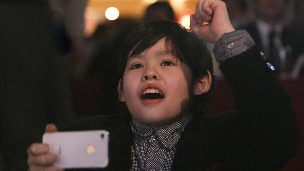 Vietnamský chlapec