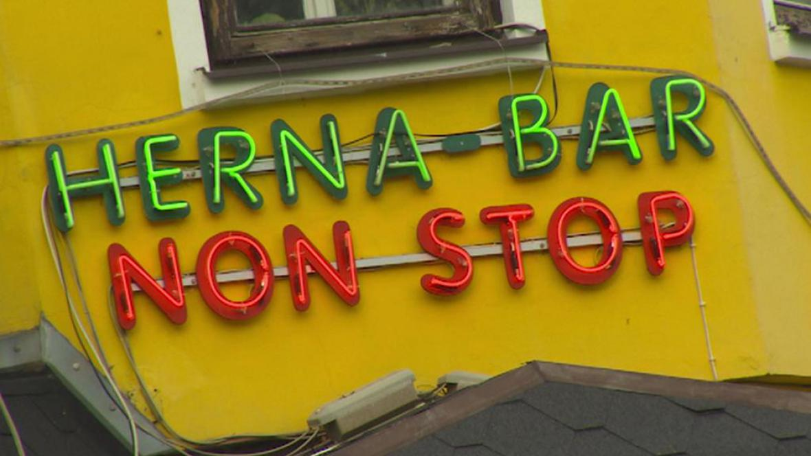 Nonstop herna-bar