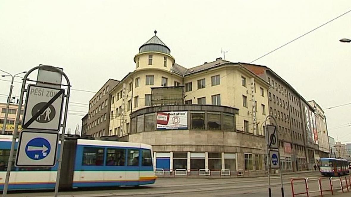 Hotel Palace v Ostravě