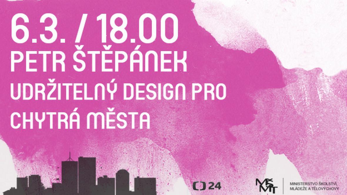 Petr Štěpánek - Udržitelný design pro chytrá města