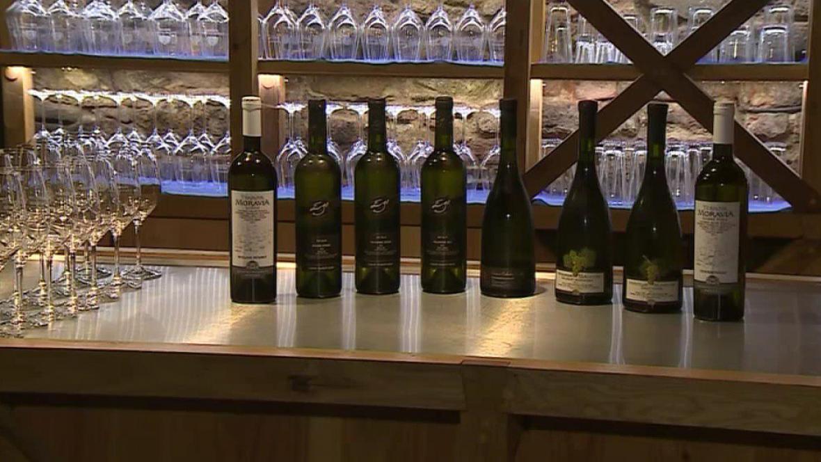 Salon vín je prestižní národní soutěží vín