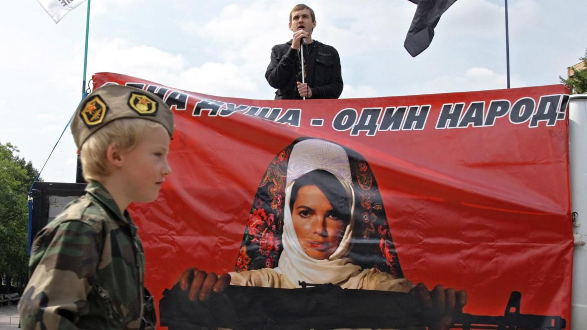 V Jižní Osetii si připomněli výročí války s Gruzií