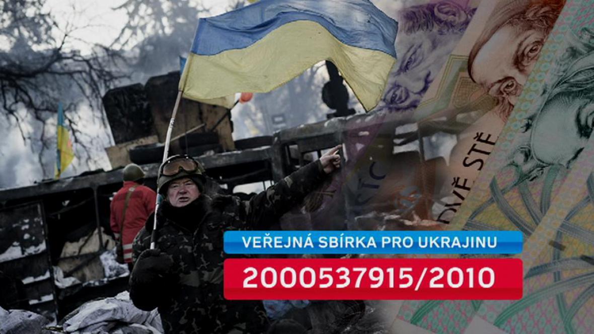 Pomoc pro Ukrajinu