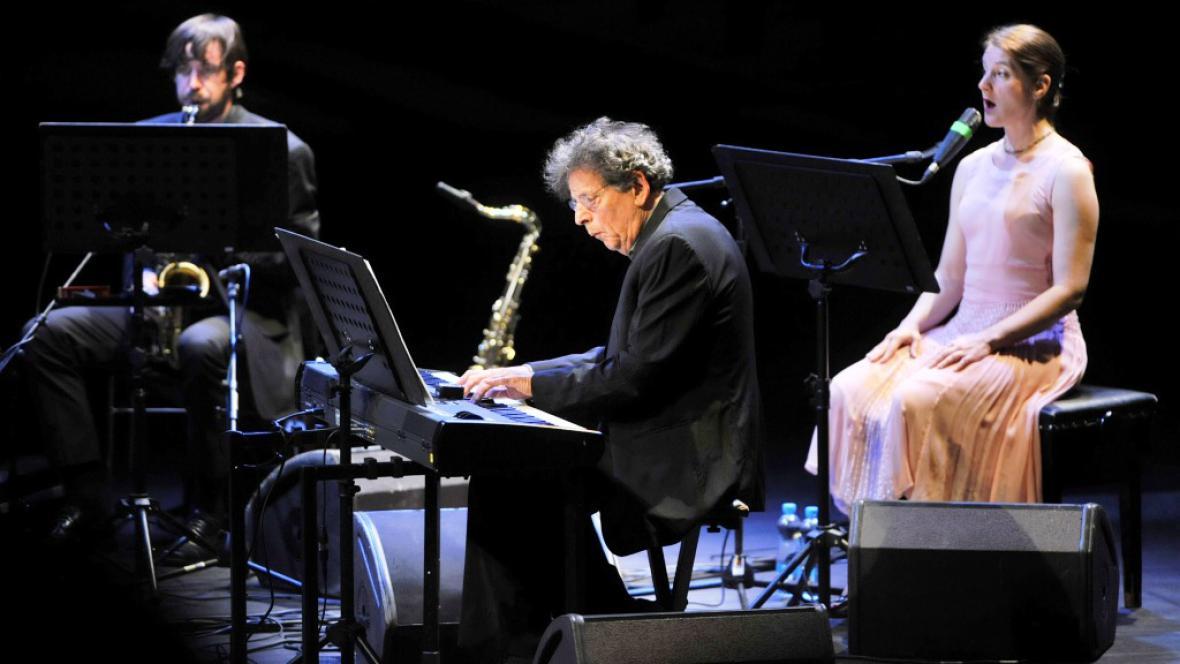 The Philip Glass Ensemble
