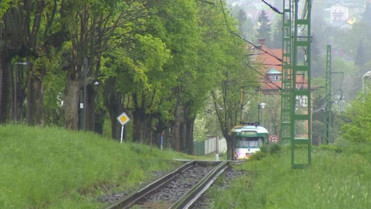 Meziměstská tramvaj