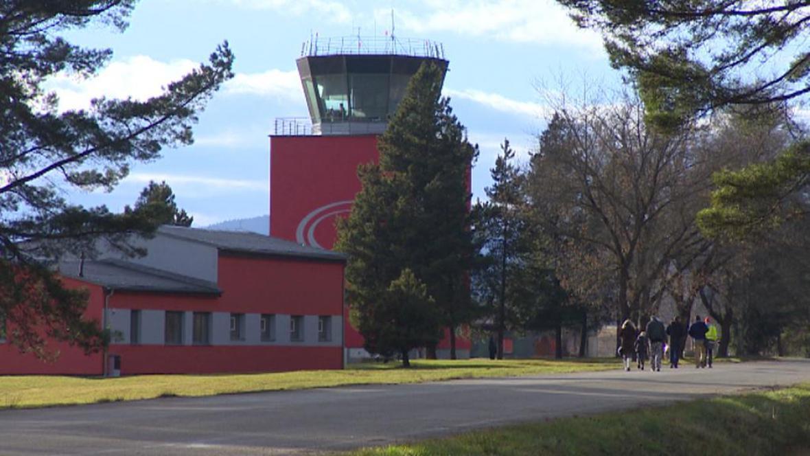 Českobudějovické letiště