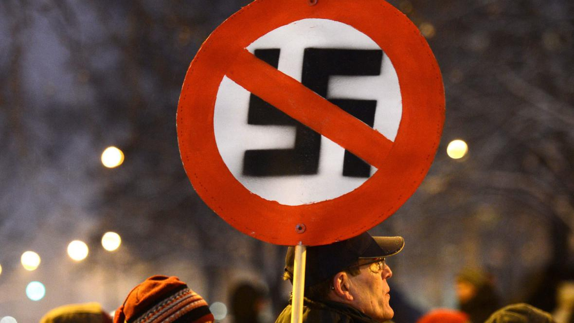 Pochod proti neonacismu