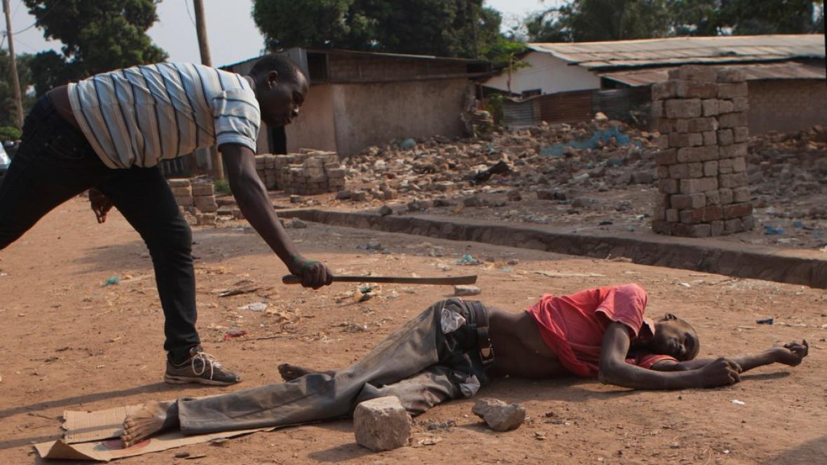 Násilí ve Středoafrické republice