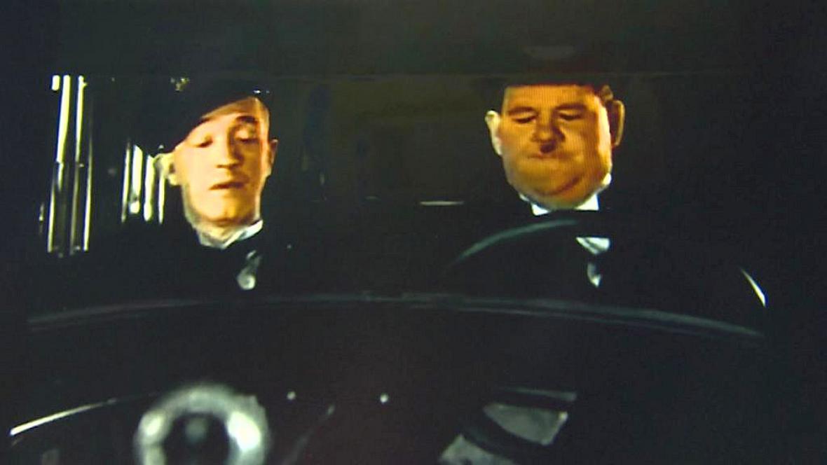Dodge Laurela a Hardyho