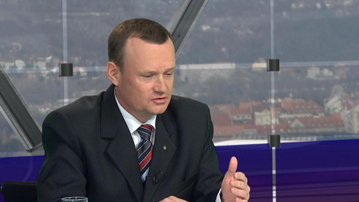 Martin Klanica hostem OVM