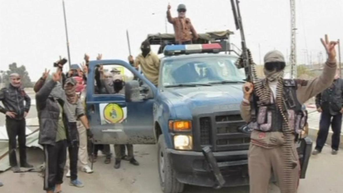 Radikálové z hnutí ISIL